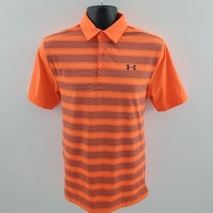 Under Armour polo shirt loose fit heat gear k50